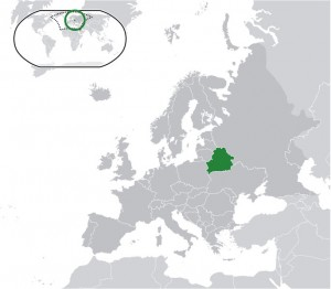 Where in the world is Belarus? See the map.