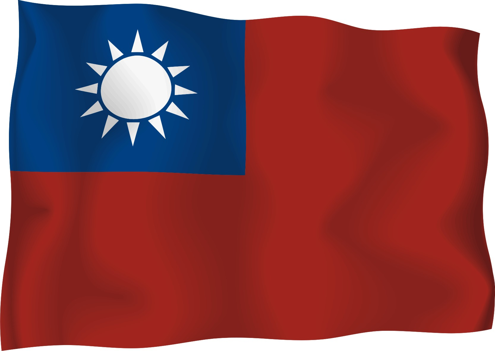 taiwan flag   lost in java